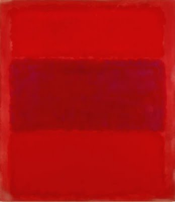 Mark Rothko, No_ 301 [Red and Blue over Red], 1959